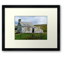 Ruin in the Dales Framed Print