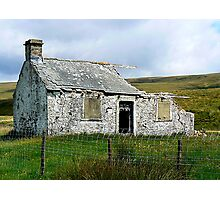 Ruin in the Dales Photographic Print