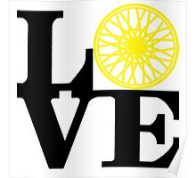 Love Soul Cycle Poster