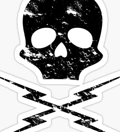 DEATHPROOF! Sticker