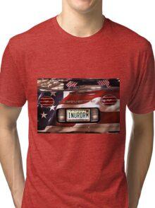 Dream Corvette Tri-blend T-Shirt