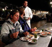 A Taste of Marrakesh. by romaro