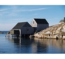 Peggy's Cove Inlet 2 Photographic Print