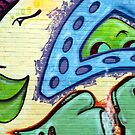 Graffiti Beauty by Kim McClain Gregal