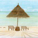 Daniela´s Beach by LadyE