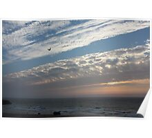 Sunset 3200 Poster