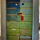 Doors and colors by aleksandra15