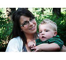 Momma & Me Photographic Print