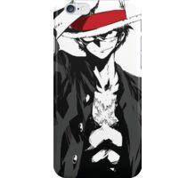 Straw Hat Luffy Phone Case iPhone Case/Skin