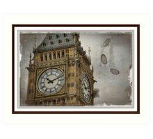 Dear, old London....# 2  (UK) Art Print