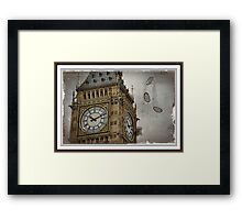 Dear, old London....# 2  (UK) Framed Print