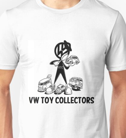 VW Toy Collectors Tee Unisex T-Shirt