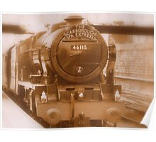 THE SCARBOROUGH SPA EXPRESS 2 Poster