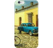 Trinidad Transportation  iPhone Case/Skin