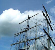Preparing to sail! by patjila