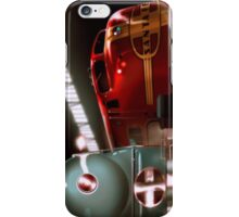 Santa Fe Streamliners iPhone Case/Skin