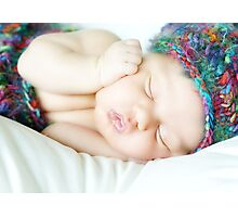Sweet slumber Photographic Print