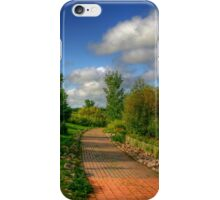Choose Your Path in Life iPhone Case/Skin