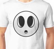 Shy Guy Mask Unisex T-Shirt