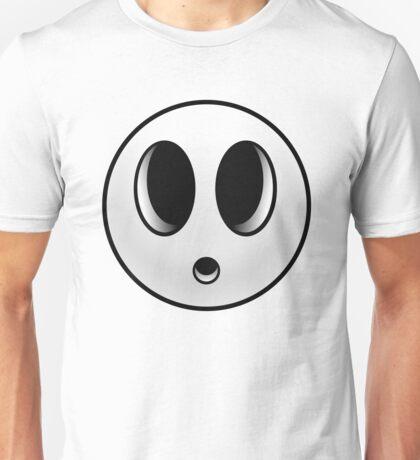 Shy Guy Mask Unisex T-Shirt