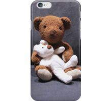Teddy bear card/gifts/t-shirt-Psalm 145:17 iPhone Case/Skin