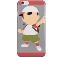 Ness (Fuel) iPhone Case/Skin
