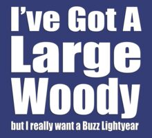 Large Woody by Robin Brown