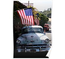 Fast Cars and Freedom Poster