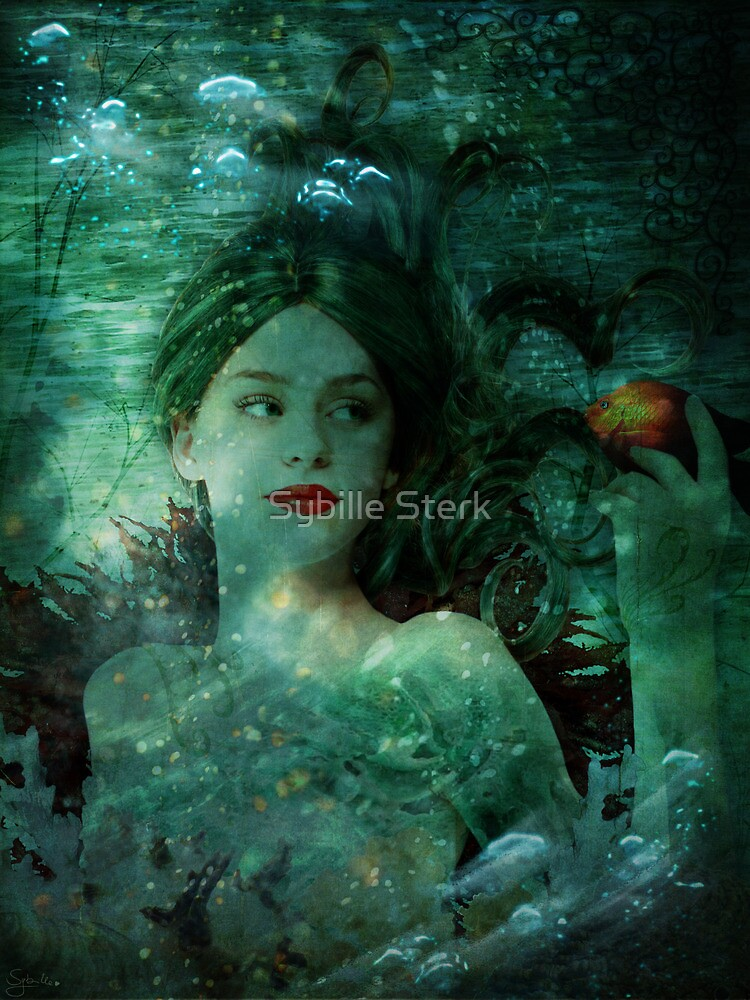 Love at the Bottom of the Sea by Sybille Sterk