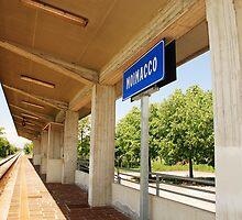 Moimacco Train Station  by jojobob