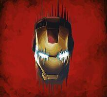 Iron Man Helmet by WondraBox