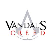 Vandal's Creed Photographic Print