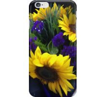 a birthday bunch iPhone Case/Skin