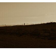 an evening coastal walk at Kearney by ragman