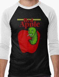RED APPLE Men's Baseball ¾ T-Shirt