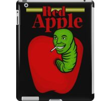 RED APPLE iPad Case/Skin