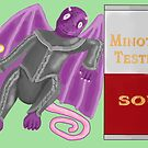 Minotaur Testicle Soup by Marc Grossberg
