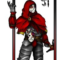 Jack Of Blades by libby95