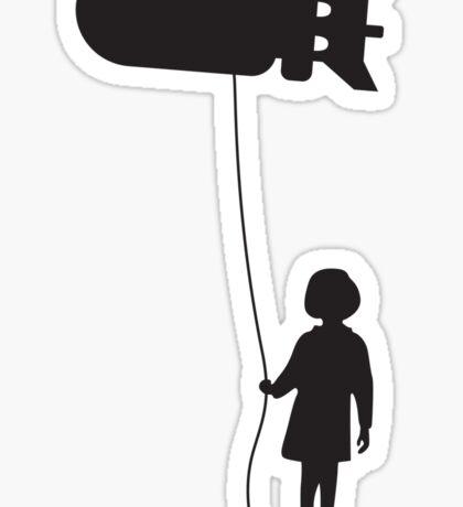 Bomballoon! Sticker