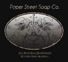 PAPER STREET SOAP  by Technoir