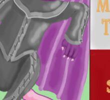 Minotaur Testicle Soup Sticker