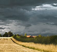 Storm Approaching. Norfolk UK by Billlee