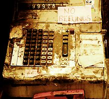 Grunge Register by kapualani .