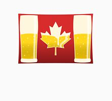Canada Flag Beer Unisex T-Shirt