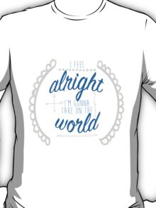 Take On The World T-Shirt