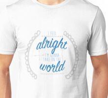 Take On The World Unisex T-Shirt