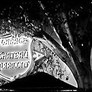 Chateau Garage Sign (2) by kapualani .
