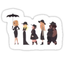American Horror Story Coven Sticker