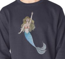 Watercolor Mermaid Pullover