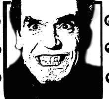 Jeremy Irons Academy Sticker